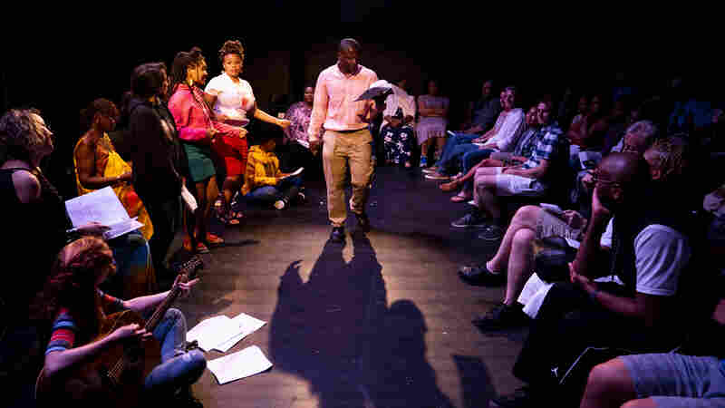 Musical 'East Of The River' Examines A Gentrifying Anacostia