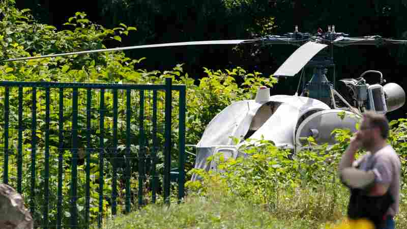 Infamous French Criminal Escapes Prison In A Helicopter