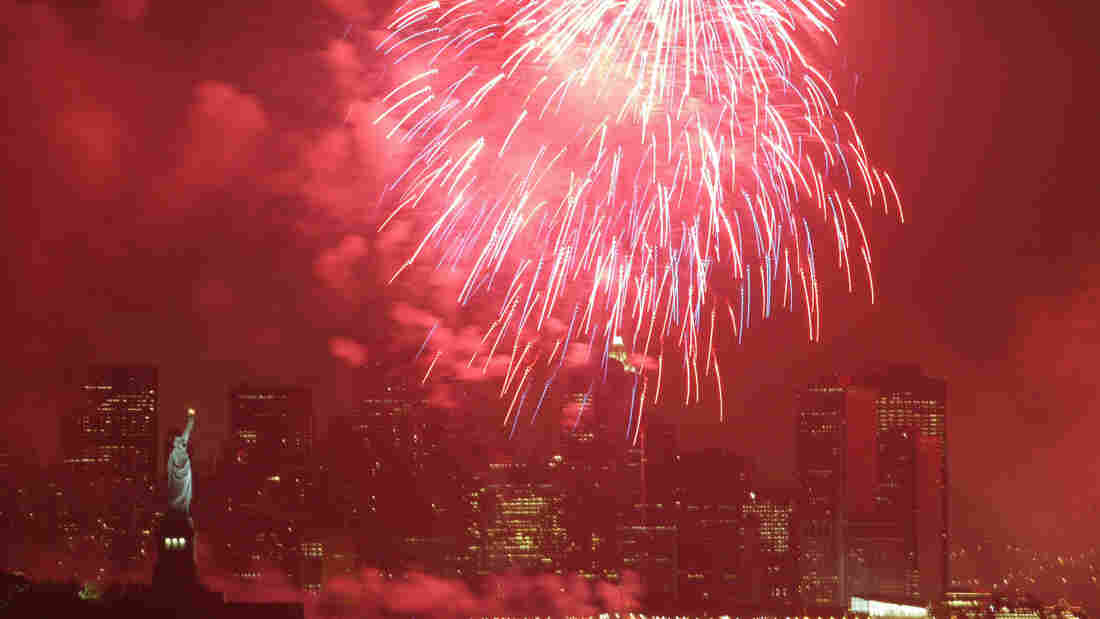 Fourth of July fireworks displays around Tampa Bay