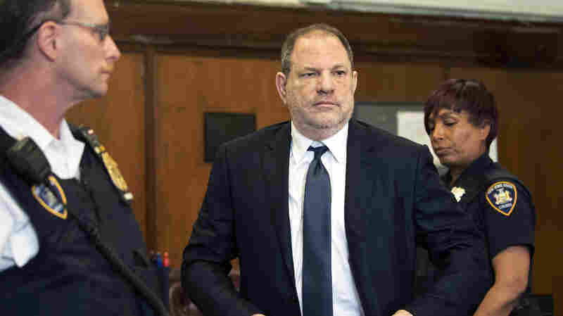 New Charges Filed Against Harvey Weinstein Involving A Third Woman