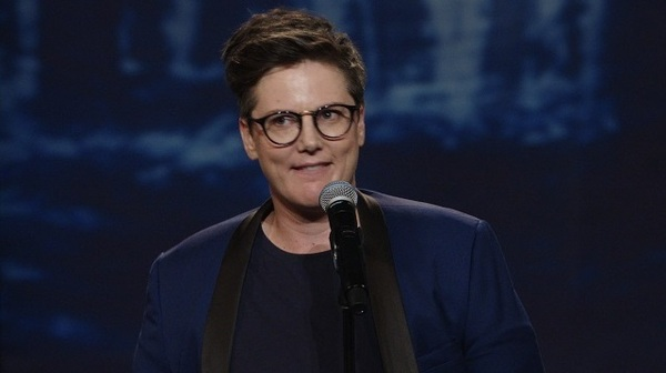 Hannah Gadsby has brought her live show Nanette to Netflix.