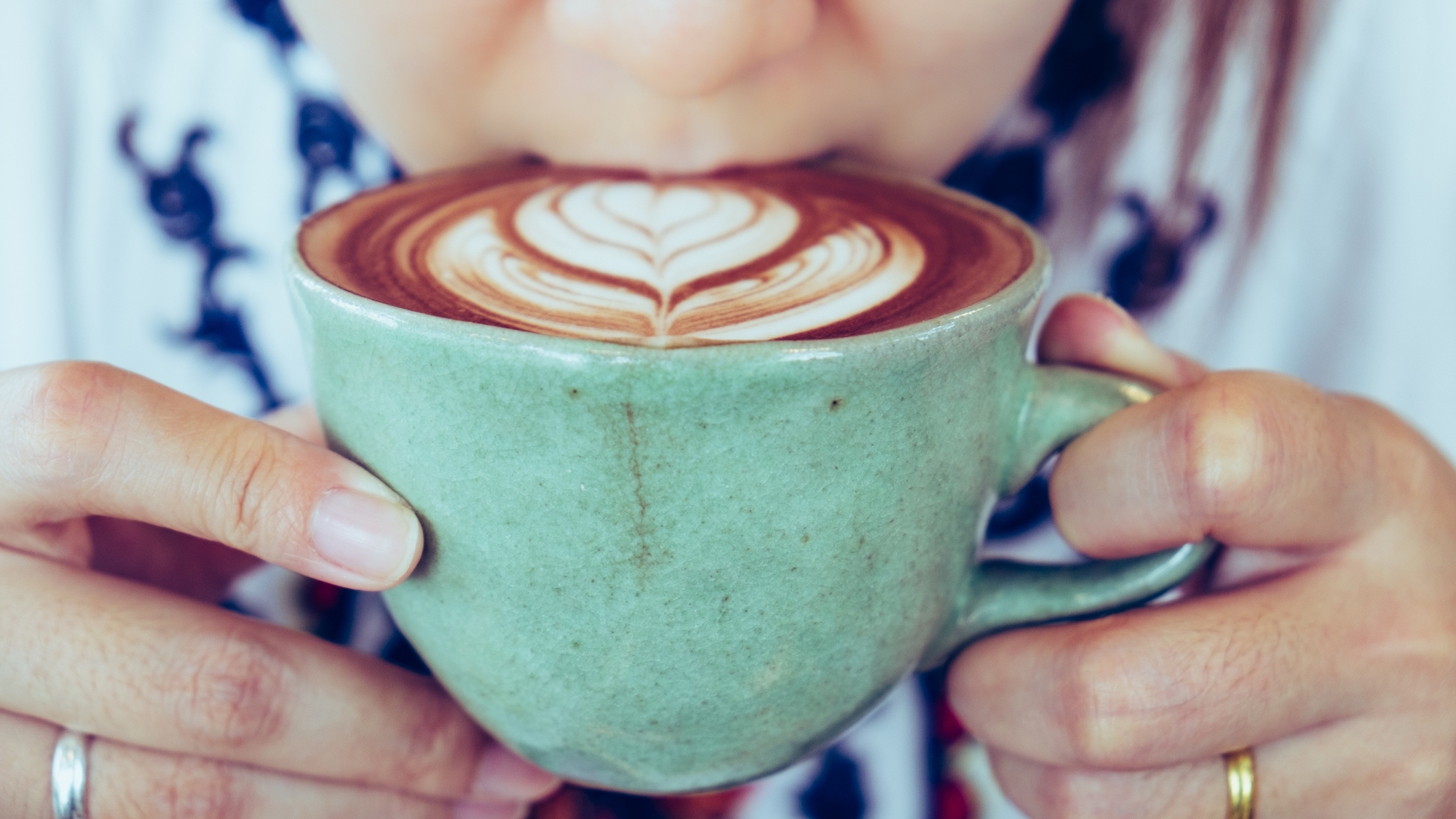 People who drink a lot of coffee live longer