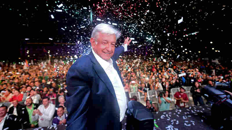 Mexico's Next President Gets 'Respectful' Call From Trump After Huge Win