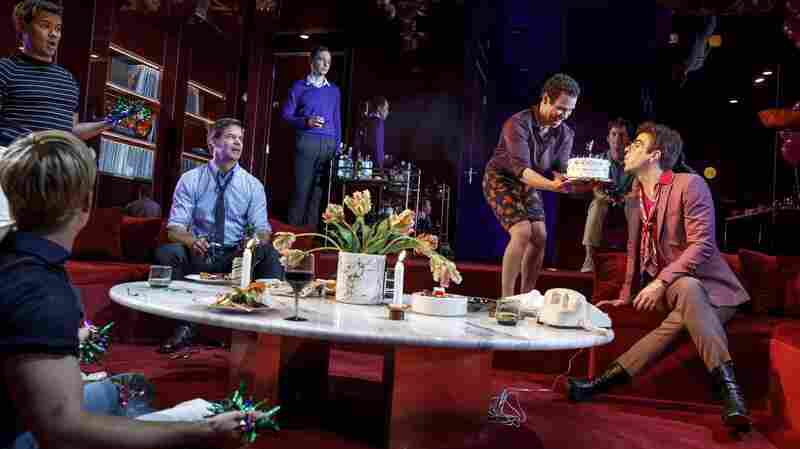 A Stage Revival, And 50 Years Of Survival, For 'The Boys In The Band'