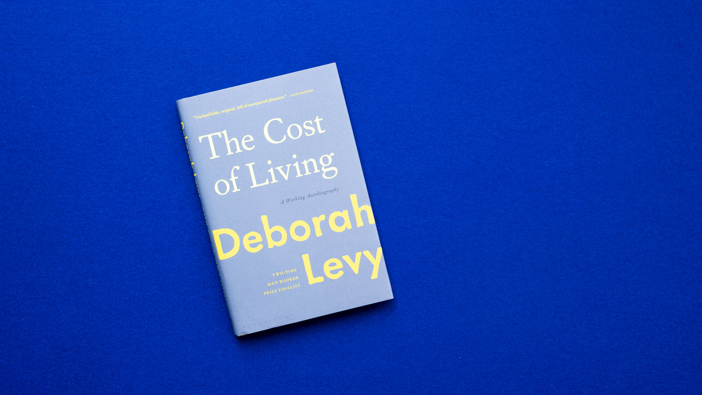 Confused In Midlife? You're In Good Company With 'The Cost Of Living'