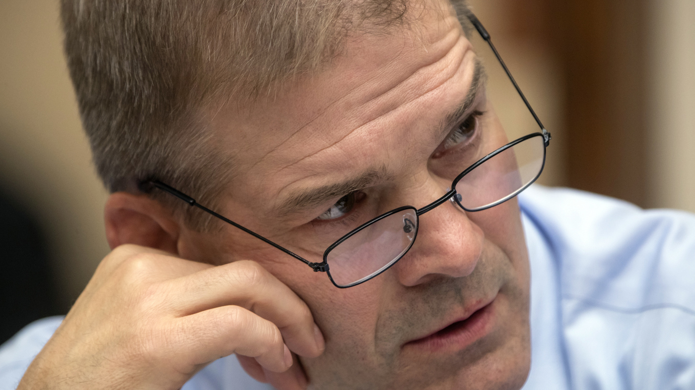 Rep. Jim Jordan Denies He Knew Of Decades-Long Sexual Abuse At Ohio State