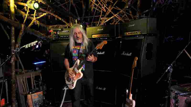 Pickathon Celebrates 20 Years With A Throwback From Dinosaur Jr.