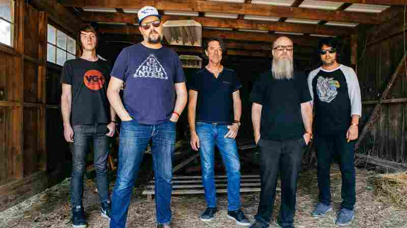 Watch Drive-By Truckers Perform 'Ramon Casiano' At The Pickathon Music Festival