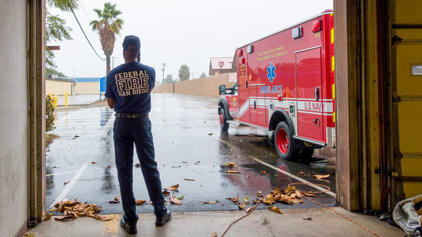 The Other Victims: First Responders To Violent Disasters Often Suffer Alone