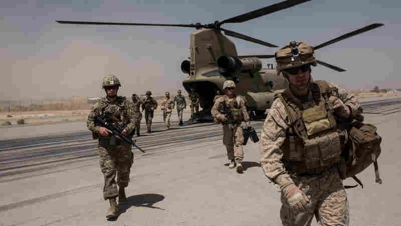 Pentagon Questioned Over Blackout On War Zone Troop Numbers