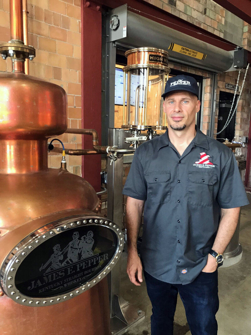 Caught In Tariff War Us Distillers Fear Losing Out On Global