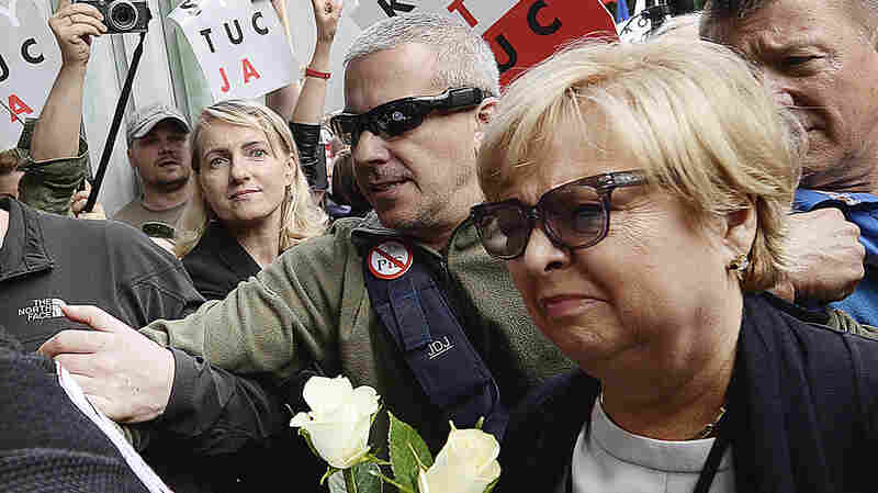 Polish Supreme Court Head Defies Ruling Party As Crisis Deepens