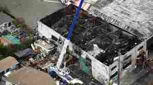 Men Charged In Deadly Calif. Ghost Ship Warehouse Fire Plead No Contest