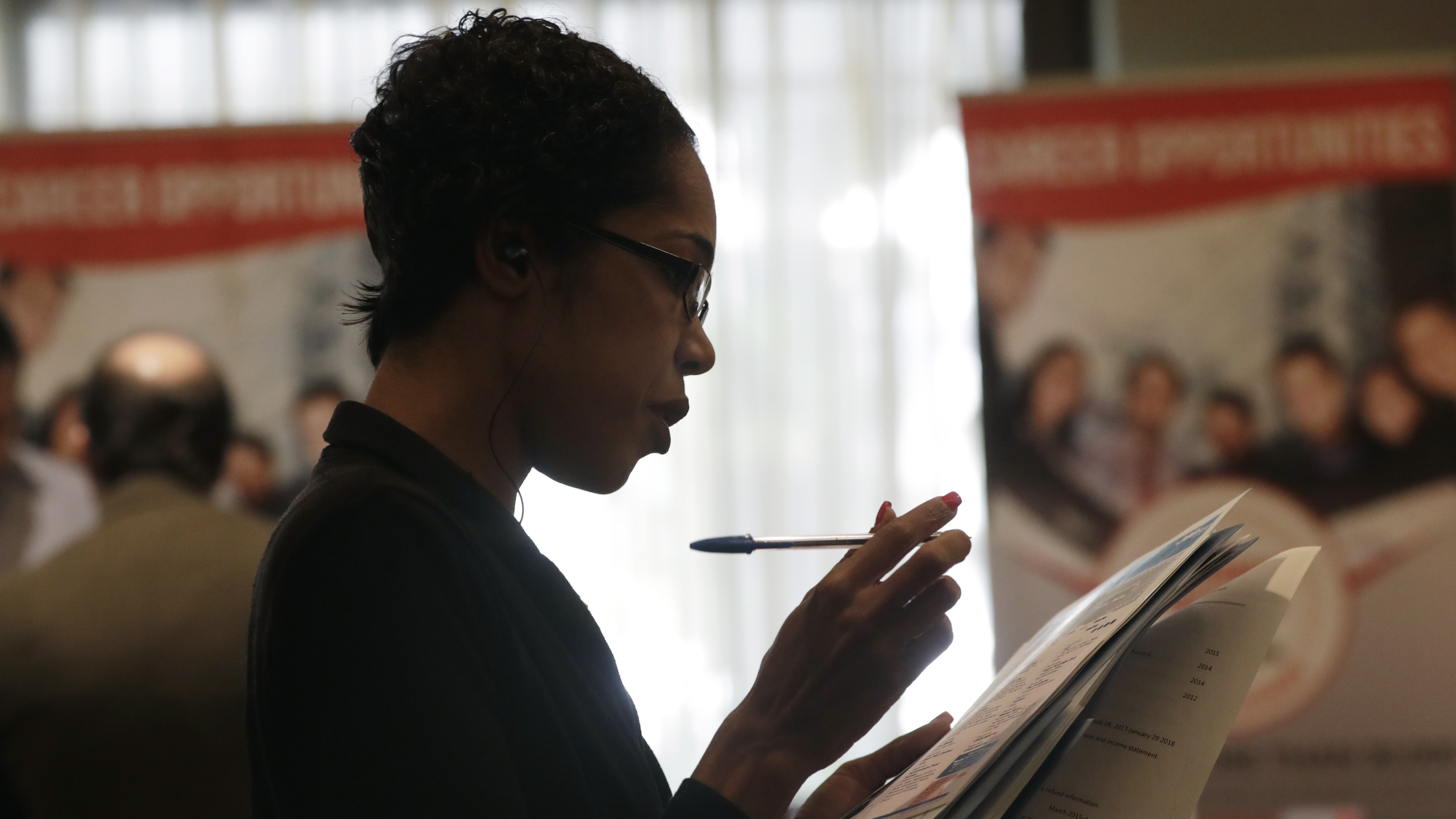 Another strong jobs report. Here's why unemployment jumped