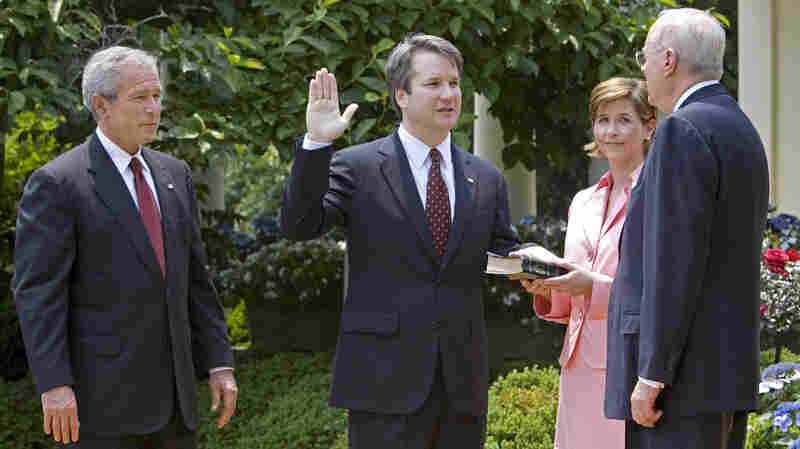 Who Is Brett Kavanaugh, President Trump's Pick For The Supreme Court?