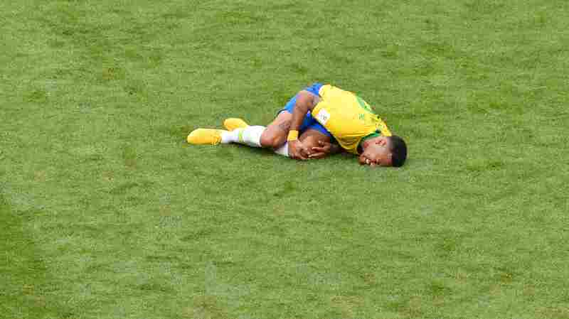 Meme Goals: Brazil's Star Neymar Is On A Roll At The World Cup