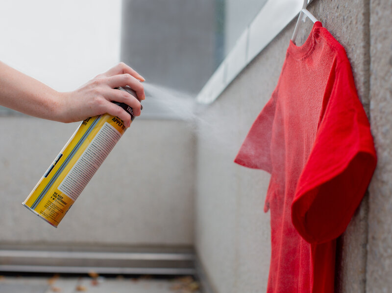 To Repel Ticks, Try Spraying Your Clothes With A Pesticide Called Permethrin  : Shots - Health News : NPR