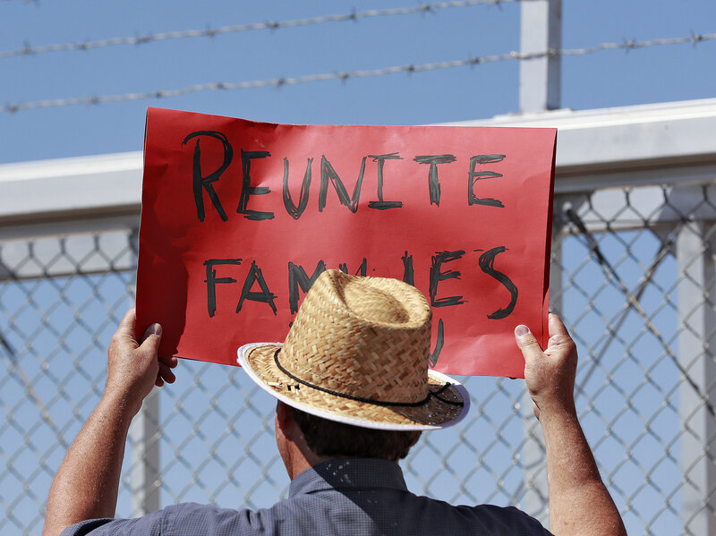 Image result for reunify families