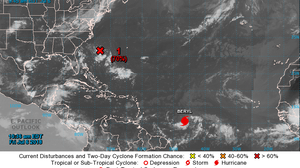 Beryl Becomes 'Very Tiny' First Hurricane Of Atlantic Season