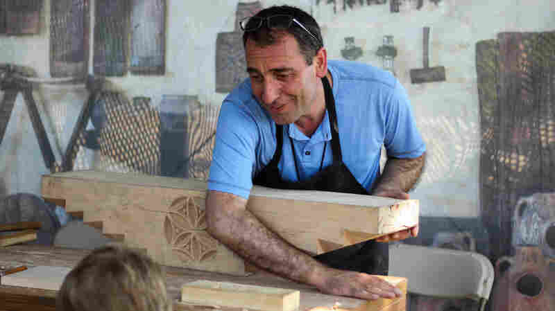 The Heart And Soul Of Armenia Lives In A Slab Of Wood