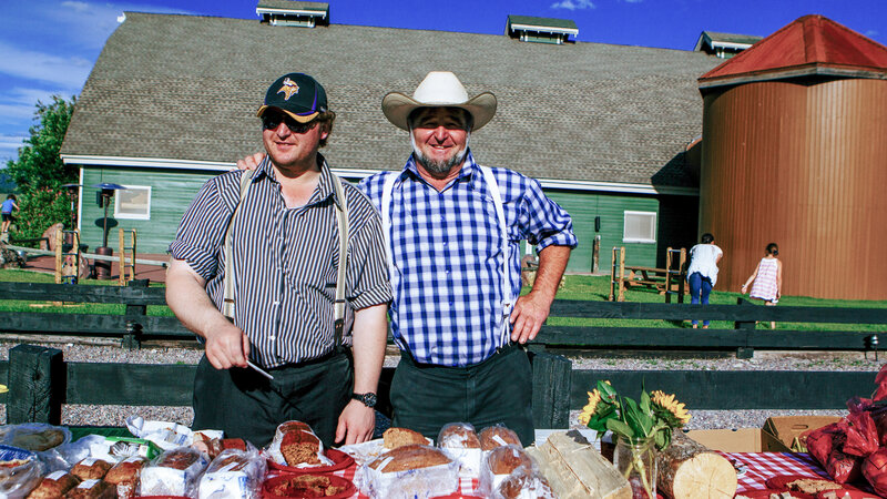 hutterites the small religious colonies entwined with montana s