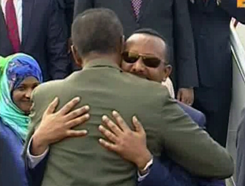 Ethiopia And Eritrea Have Been In Conflict For 20 Years  Today