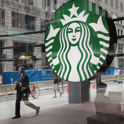 Starbucks: Goodbye, Plastic Straws
