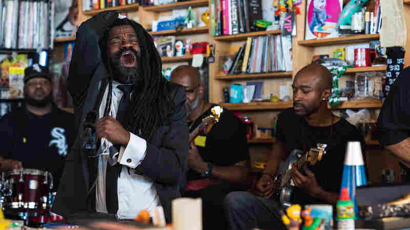 Rev. Sekou And The Seal Breakers: Tiny Desk Concert