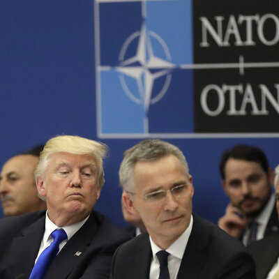 'No One Wants To Look Like Trump's Poodle': NATO Allies Gear Up For Brussels Summit
