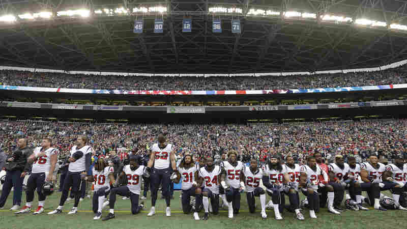 NFL Players Union Files Grievance Over League's New National Anthem Policy