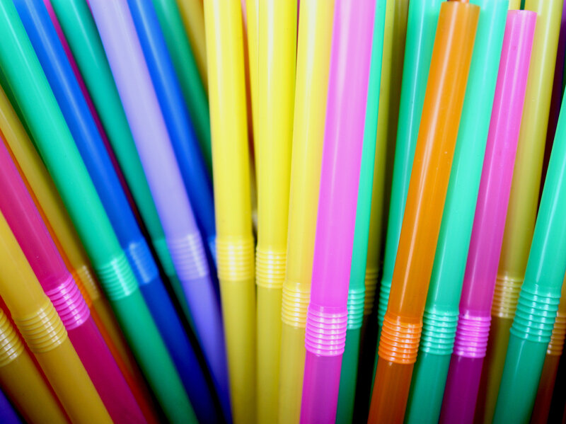 Why People With Disabilities Want Bans On Plastic Straws To