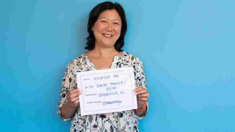 Faces of NPR: Maureen Pao