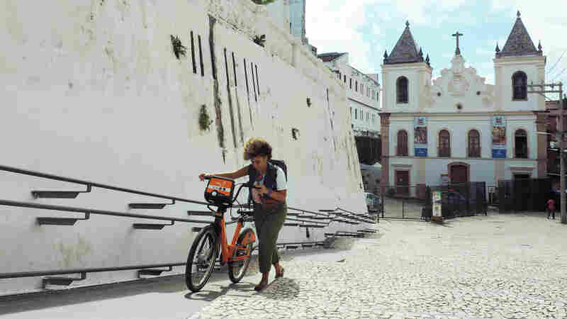 'I Know How Far I Can Go': Black Entrepreneurs Overcome Challenges In Brazil