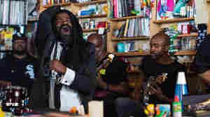 Rev. Sekou And The Seal Breakers