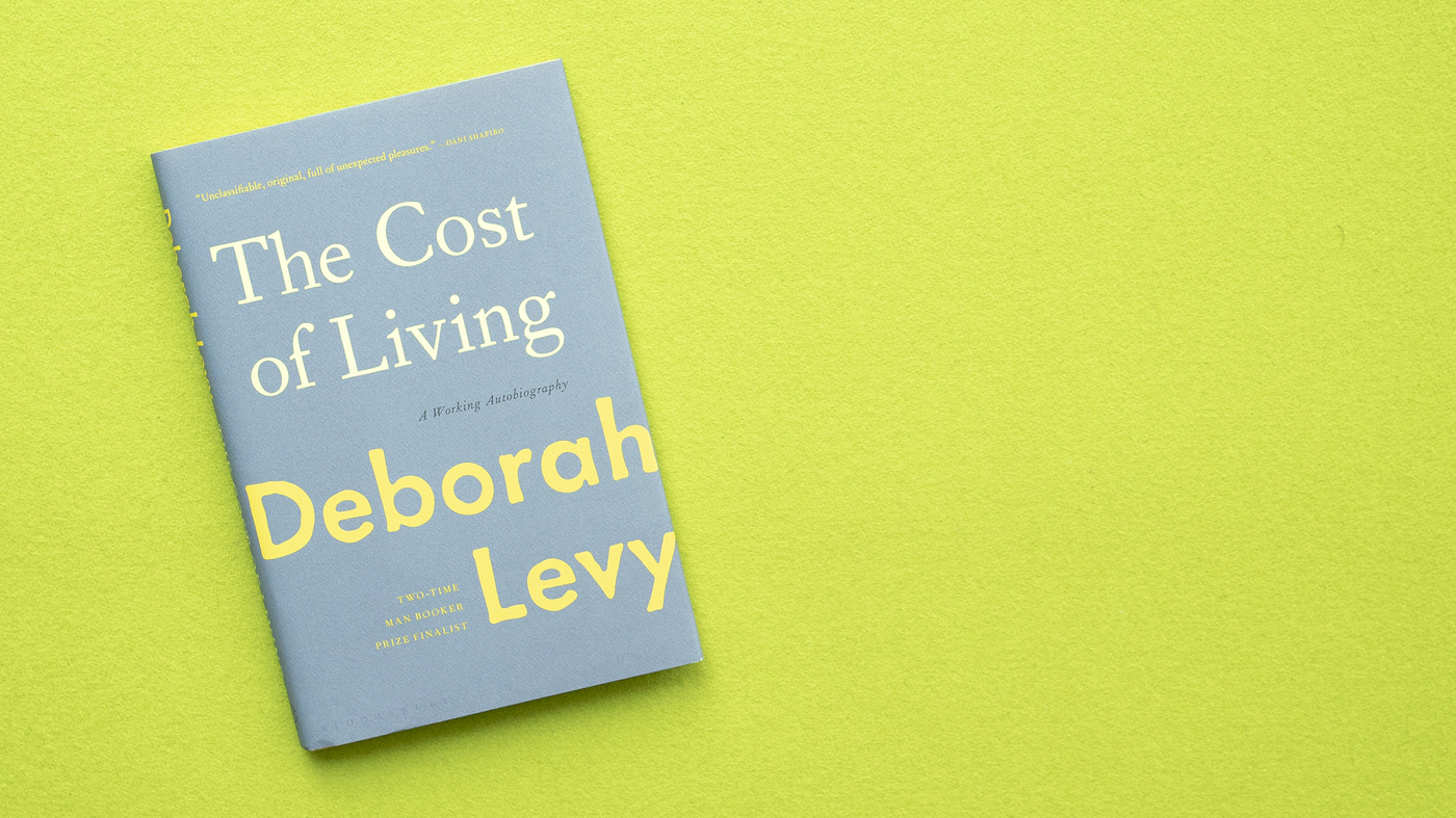 In 'The Cost Of Living,' Renouncing Serenity For A Life In Motion : NPR