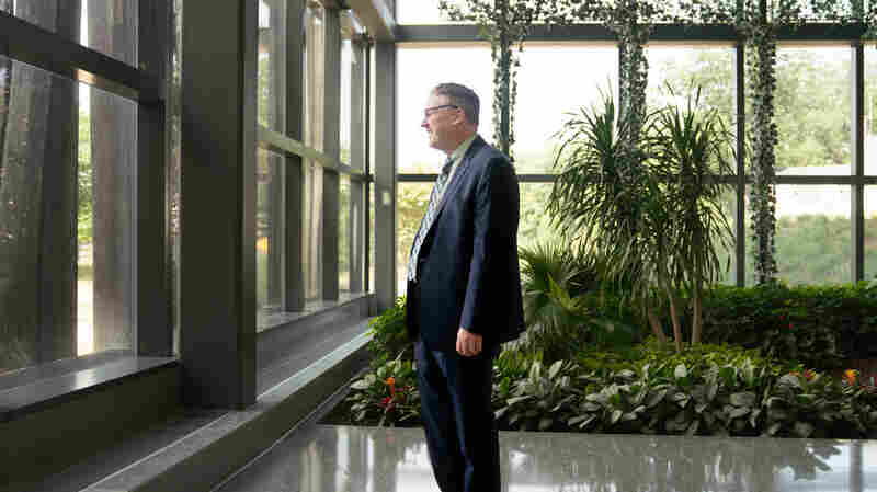 NPR News Interview With U.S. Census Bureau Acting Director Ron Jarmin