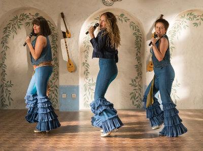 ABBA Silver: 'Mamma Mia! Here We Go Again'