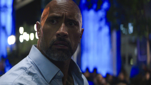 "Dwayne Johnson (sometimes known as Dwayne ""The Rock"" Johnson) plays Will Sawyer in Skyscraper, a movie where The Rock fights a skyscraper. Well, sort of."
