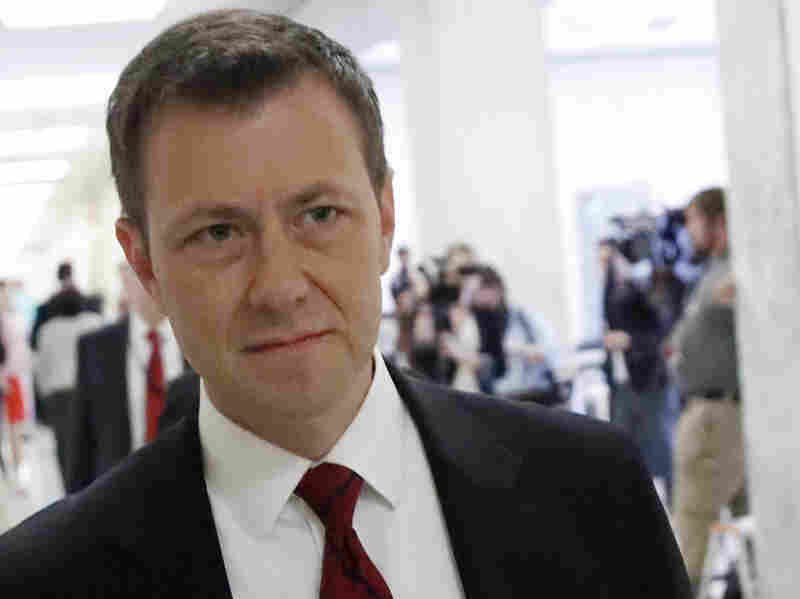 FBI agent Peter Strzok say political bias did not impact investigations