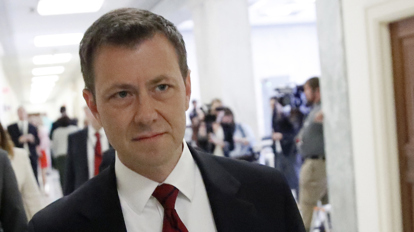 photo image Embattled FBI Agent Strzok Due On Hill For Another Grilling, This Time In Public