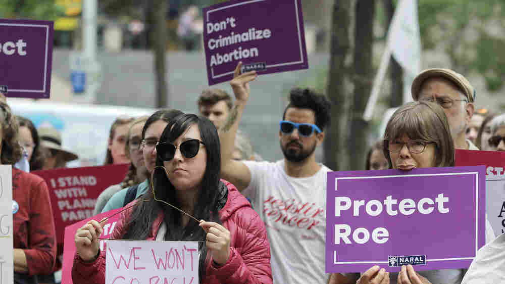 Abortion Rights Advocates Preparing For Life After Roe v. Wade