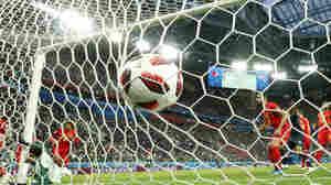 World Cup Semi-Final: England V. Croatia, Winner Will Play France