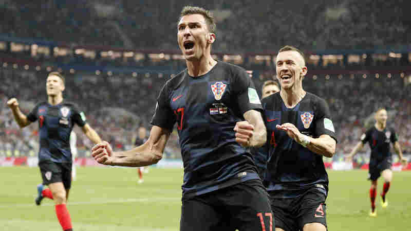 Croatia Beats England In Semifinal Match, Will Face France For The World Cup