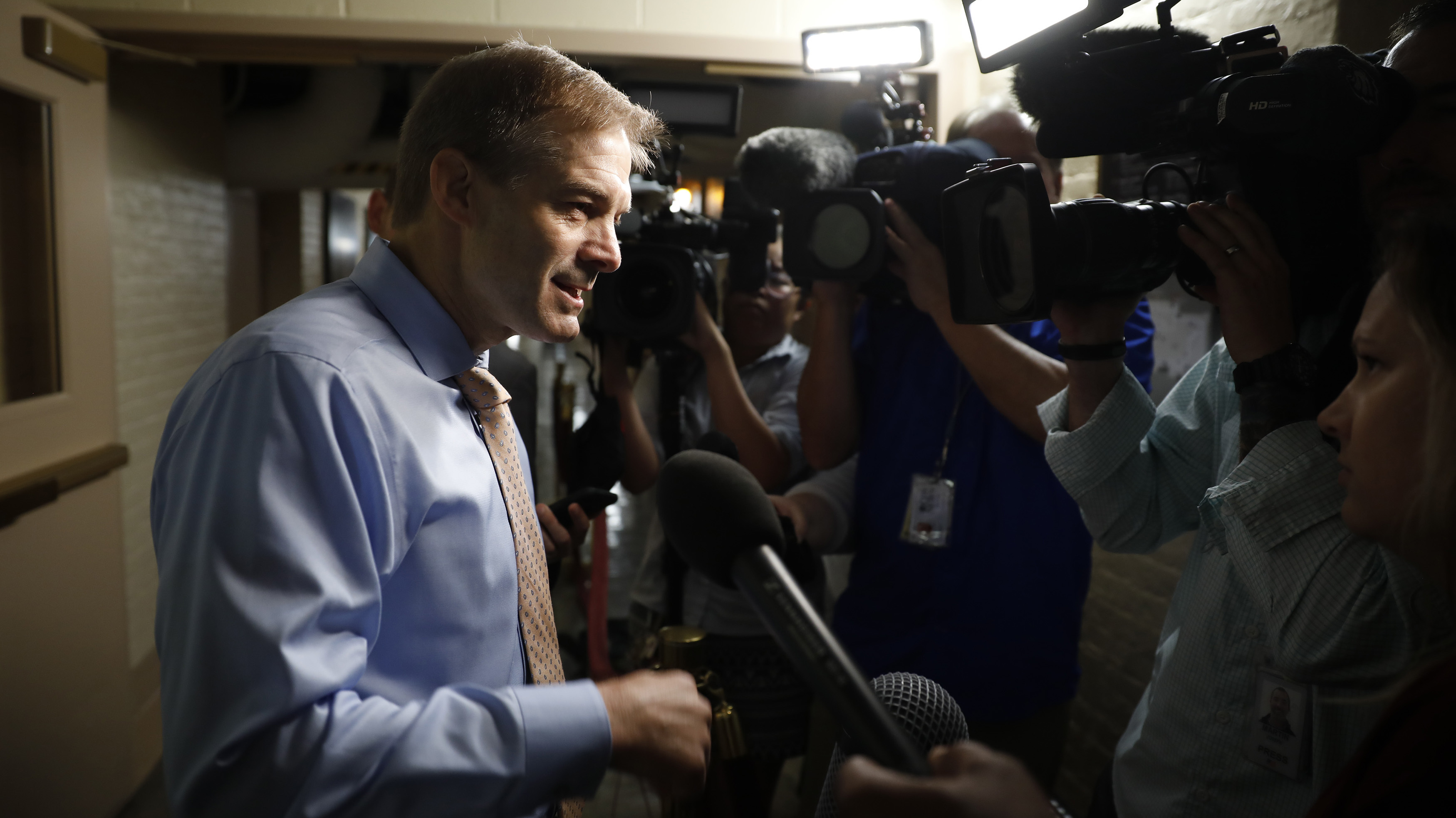 Republicans Rally Behind Rep. Jim Jordan Amid Sex Abuse Investigation