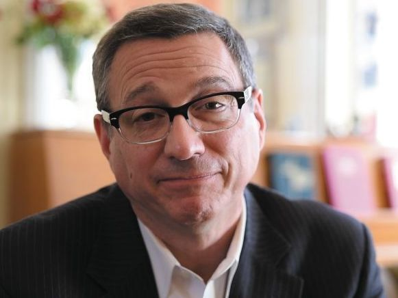 "Evangelical minister Rob Schenck says change is a part of spirituality: ""Any time we stop changing, we stagnate spiritually, emotionally [and] intellectually."""