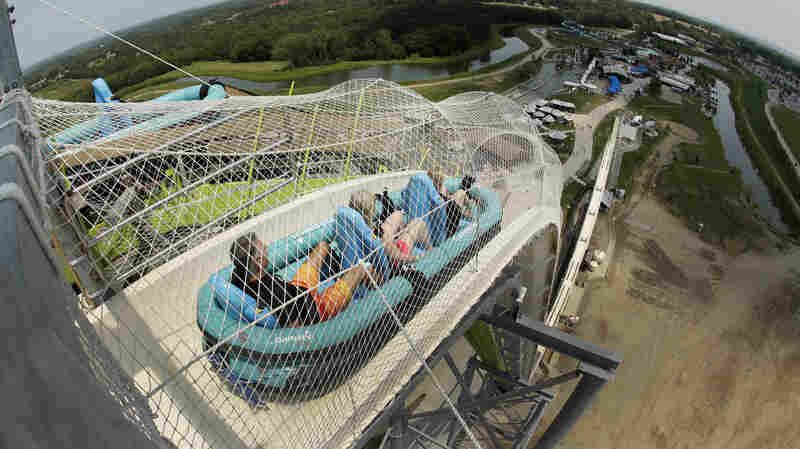 Court Grants Permission To Destroy World's Tallest Waterslide