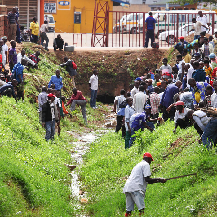 How Rwanda Tidied Up Its Streets (And The Rest Of The Country, Too)