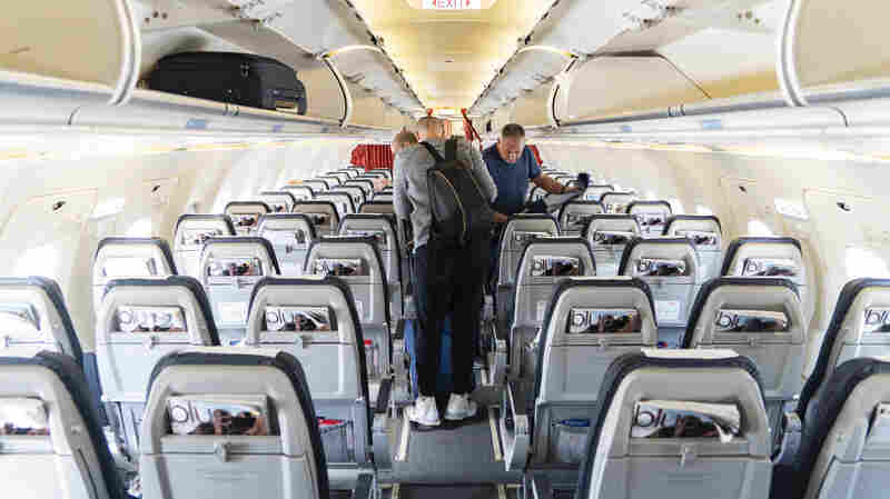 Tired Of Tiny Seats And No Legroom On Flights? Don't Expect It To Change