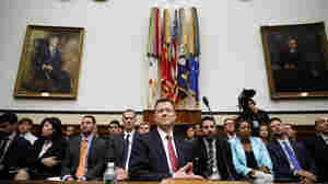 Embattled FBI Agent Peter Strzok Clashes With GOP In Raucous Hearing