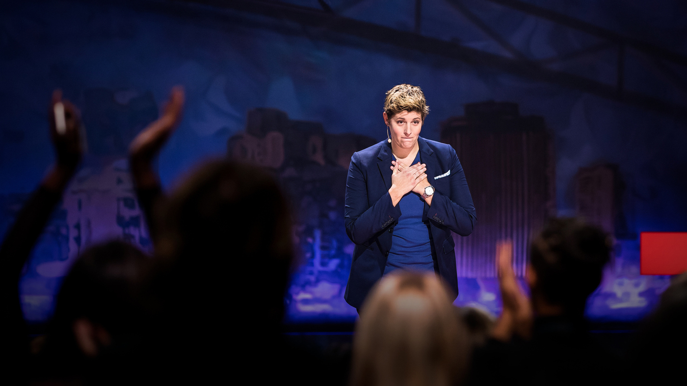 Sally Kohn: What Is The Opposite Of Hate?